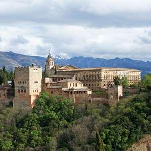 Glimpses of Granada