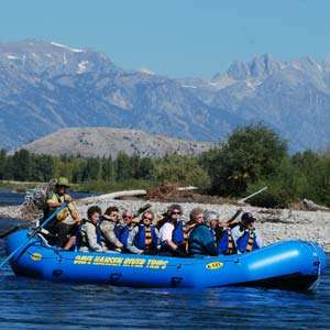 Wildlife Scenic Float Trip