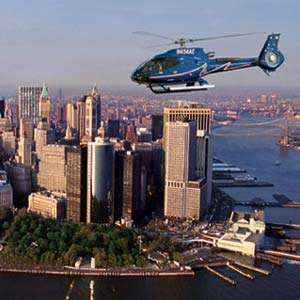 New York Helicopter Tour 'The Big Apple'