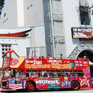 24-hour Hop On Hop Off Double Decker Bus Tour