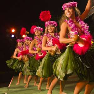 Paradise Cove Luau - Deluxe Package