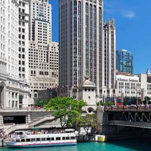 Wendella's Chicago River Architecture Tour