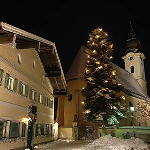Salzburg in Christmas Mood