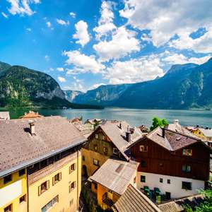 Romantic Austria - a Countryside Excursion to the Salzkammergut Lake District