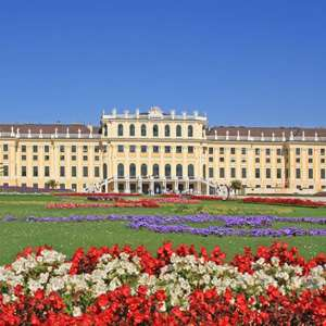A Visit of Schonbrunn Imperial Palace