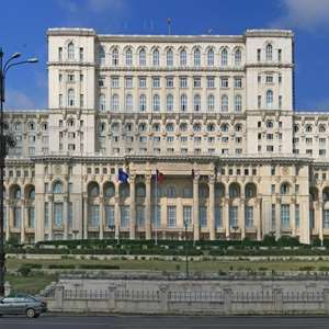 The Romanian Parliament - the Second Largest Building on Earth