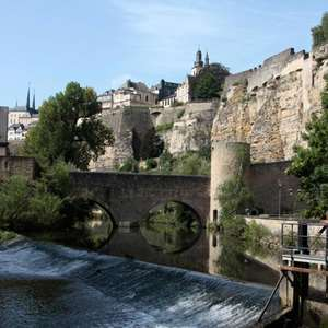 Excursion to Luxembourg