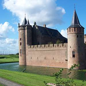 Amsterdam Castle: Muiderslot, a Genuine Castle, for a Real Taste of History