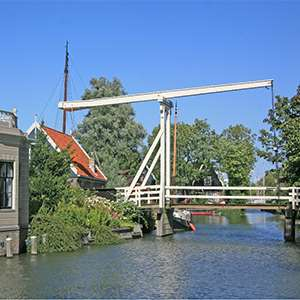Edam and the UNESCO Heritage Beemster Polder