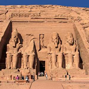 Excursion to the Temples of Abu Simbel (By Air)