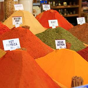 Half Day Tour with Spice Market & Rustem Pasha