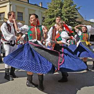 Folklore in Belgrade