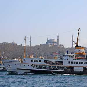 Half Day Tour with Lunch & Bosphorus Cruise
