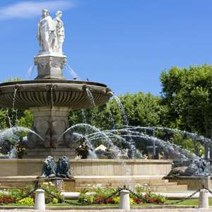 Aix-En-Provence Half Day Private Guided Tour