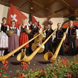 Dinner & Swiss Folklore