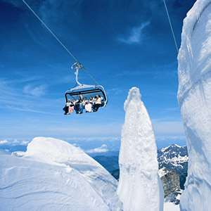 The Titlis Ice Flyer