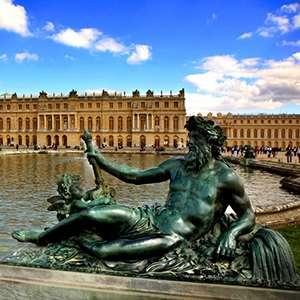 Versailles Sun King's Palace (Sat-Sun-Tue)
