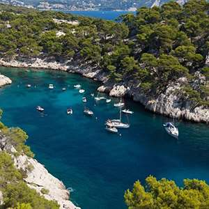 The Calanques of Marseille