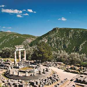 Delphi Archeological Site