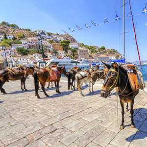 Full Day Aegean Cruise