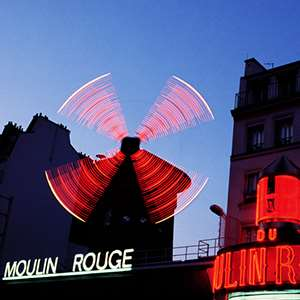 Moulin Rouge Dinner and Show