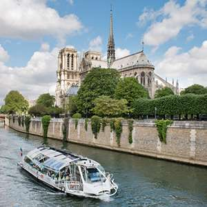 Seine Cruise and Illuminations