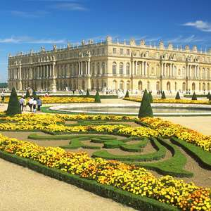 Excursion to Versailles By Minibus