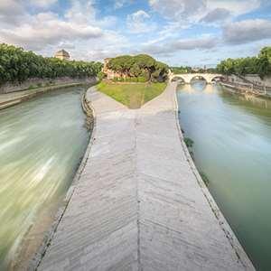 Underground Rome: Tiber Island and St. Nicholas in Prison