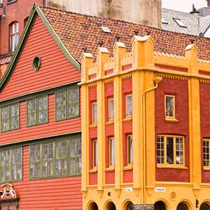 Bergen in a Nutshell and Hanseatic Museum