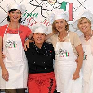 Cooking Class in Sorrento