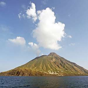 Excursion to the Islands of Panarea and Stromboli