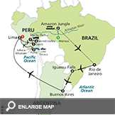 Ultimate South America with Brazils Amazon
