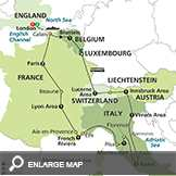 Wonders of Europe with Extended Stay in London