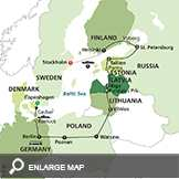 Jewels of the Baltics & Scandinavia