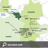 Scenic Europe & Bernina Express