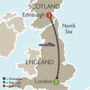 London & Edinburgh
