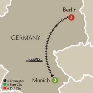 Munich & Berlin