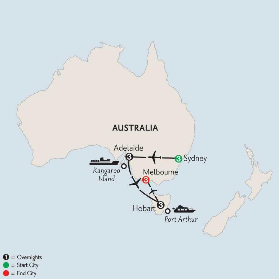 Southern Australia Explorer
