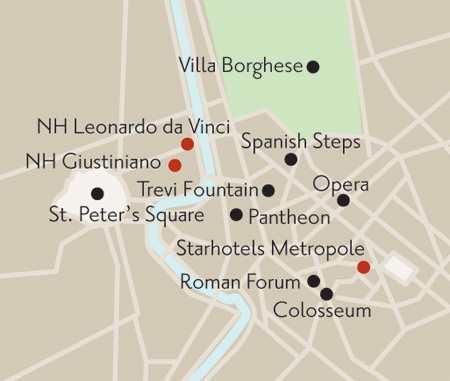 Rome Getaway