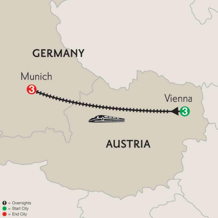 Vienna & Munich