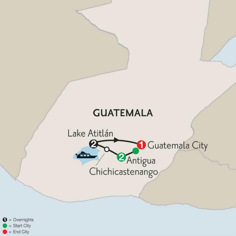 Colors of Guatemala