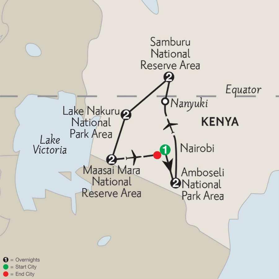 Kenya Private Safari