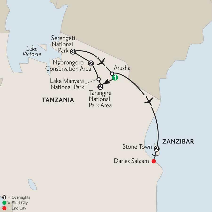 with Zanzibar–Stone Town