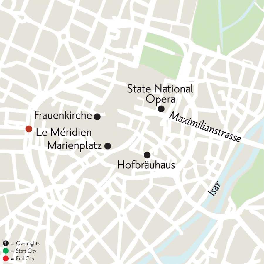 Munich Getaway