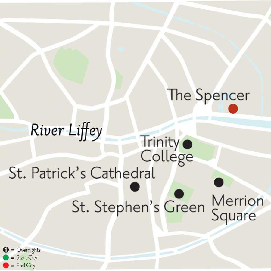Dublin Getaway