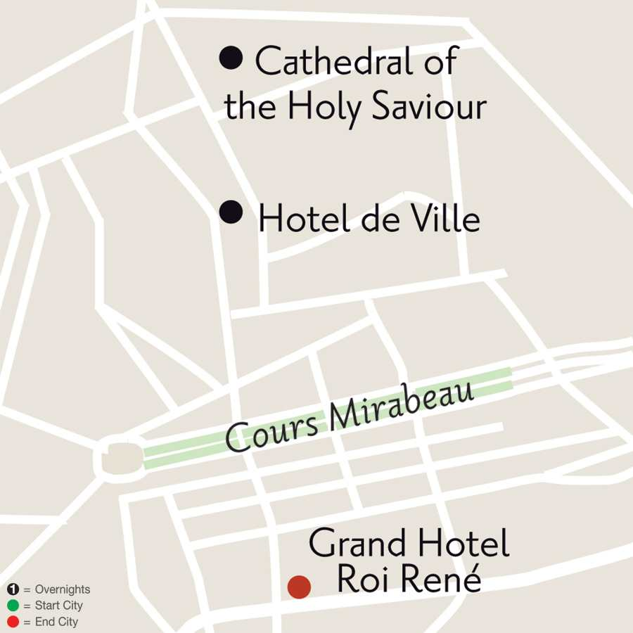 Aix-en-Provence Getaway