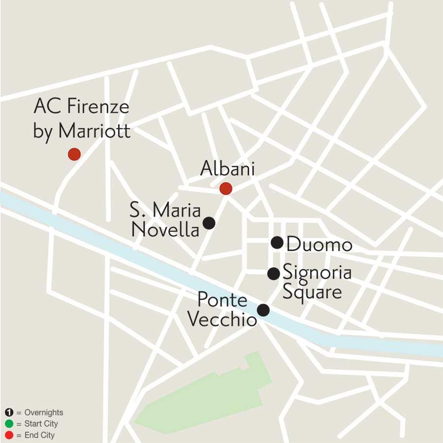 Florence Getaway
