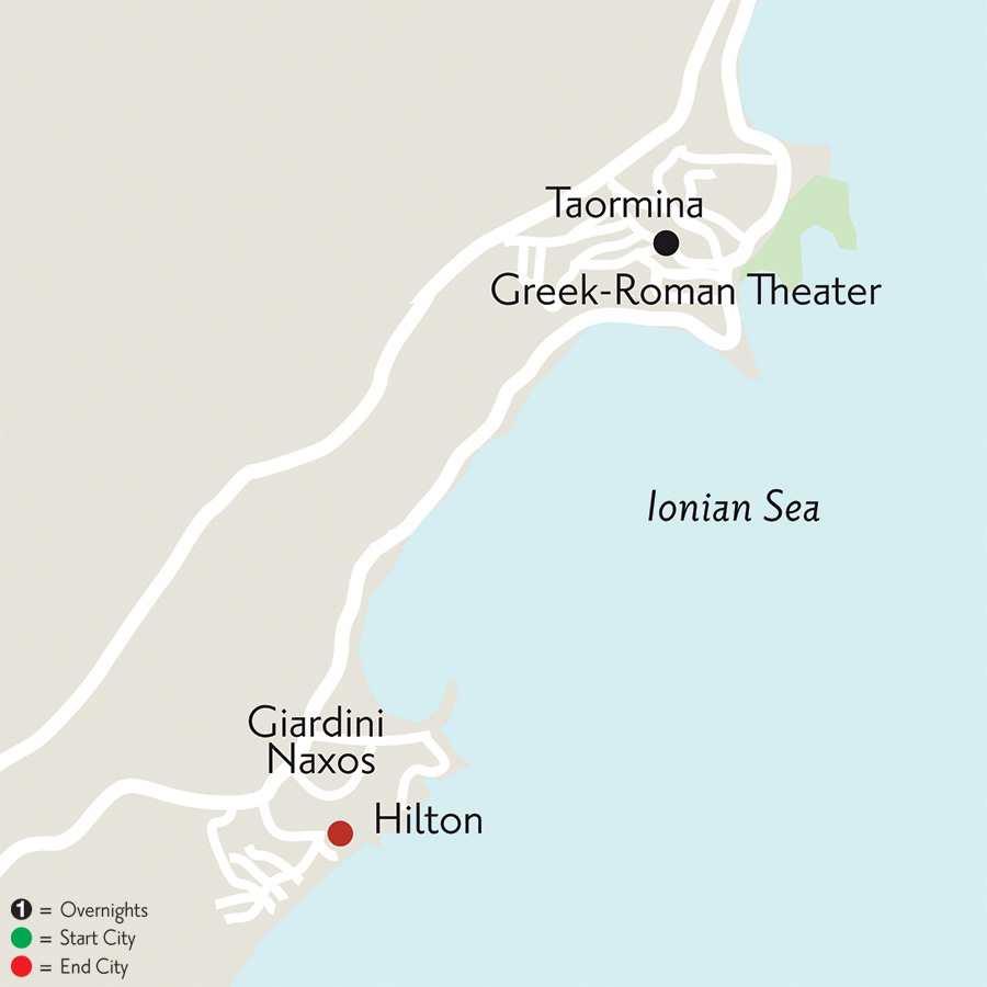 Taormina Riviera Getaway
