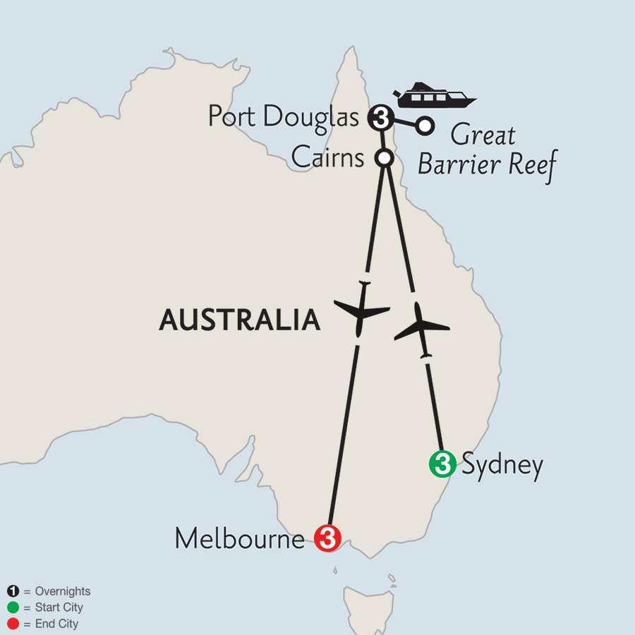 Australian Escape