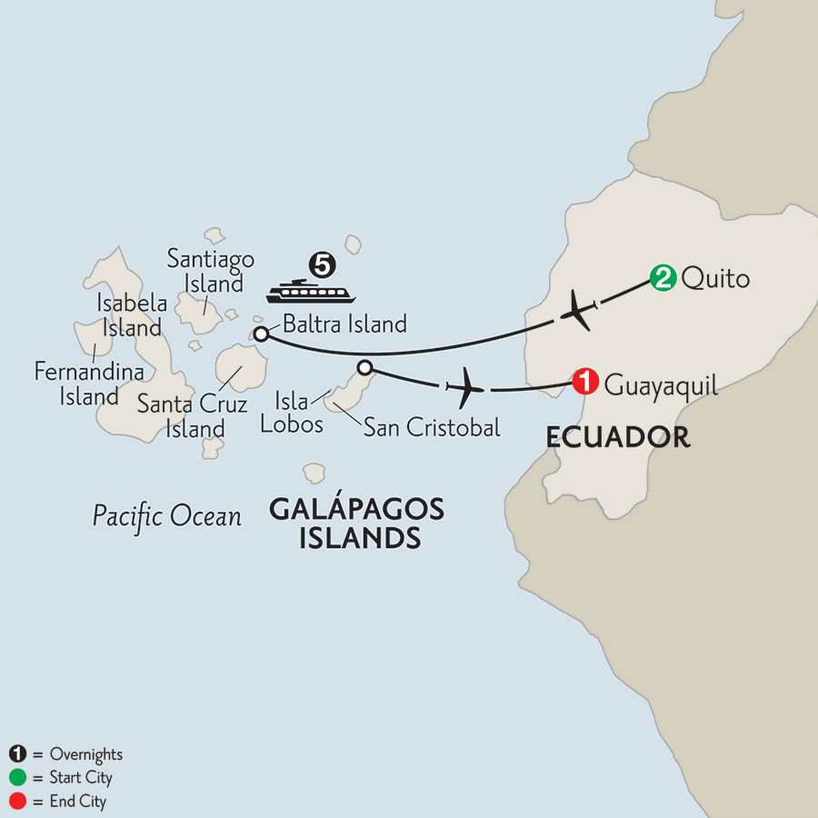 Cruising the Galápagos on the Galápagos Sea Star Journey